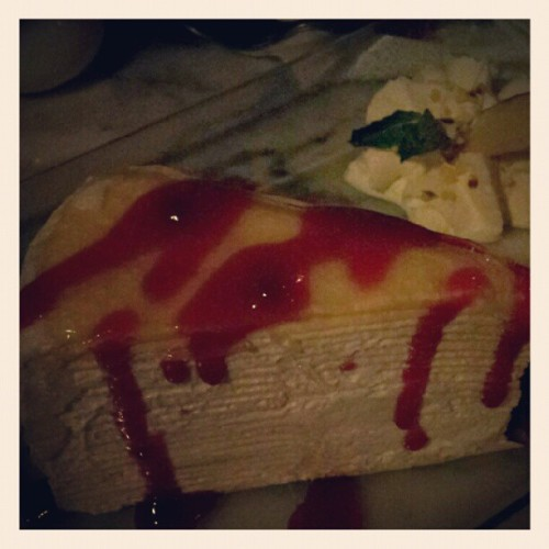 Taken with Instagram at The Fabulous Bar&Dessert Cafe