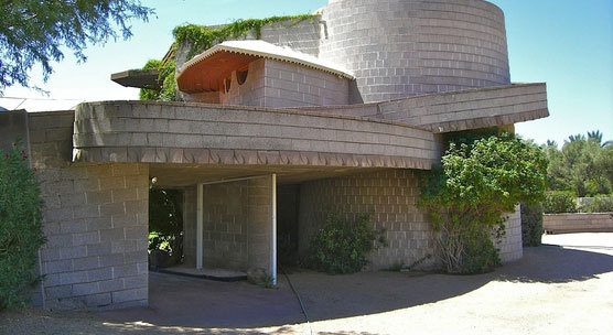 Frank Lloyd Wright House Escapes Demolition for Now A few days ago, we asked whether the New York Times could save a Frank Lloyd Wright house in Phoenix from demolition. The answer, it appears, is yes — at least for now.