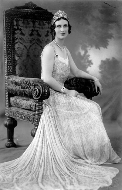 belle-bijou:  Princess Olga of Yugoslavia.
