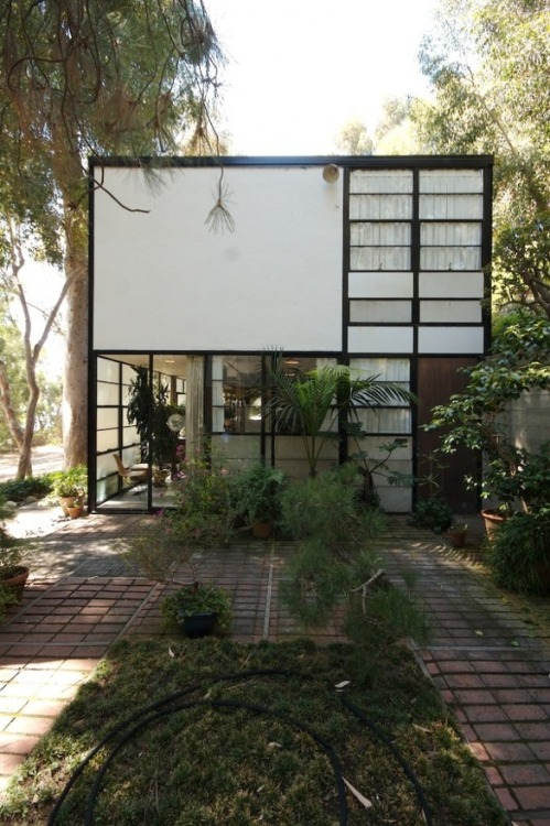charles and ray eames. eames house.