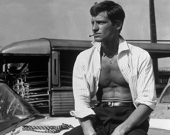 Jean-Paul Belmondo, actor.