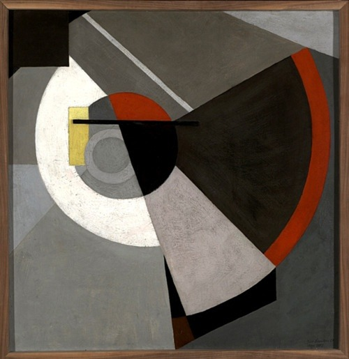 wowgreat:  Kurt Schwitters (via Some Sort of Geometry / Kurt Schwitters)