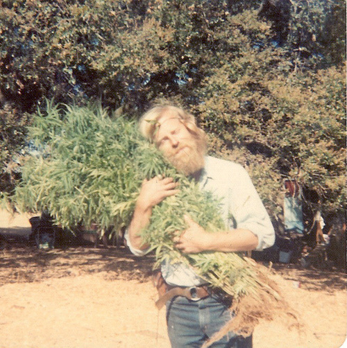 spiritusmoon:  me and my weed