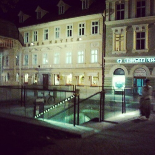 Lets go to Kranj! #ljubljana  (Taken with Instagram)