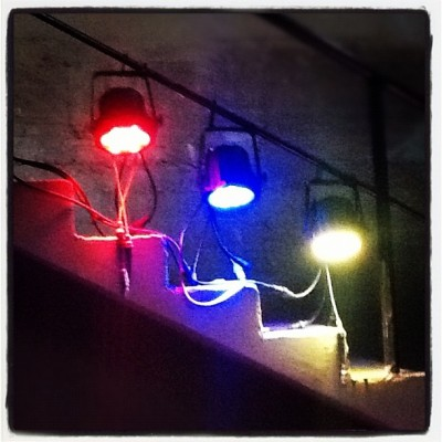 Back to basics #red #blue #yellow #light #sharebeirut  (Taken with Instagram)