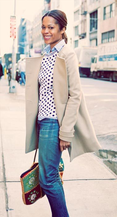 blackfashion:  Bonnie Morrison  Occupation: Fashion Publicist