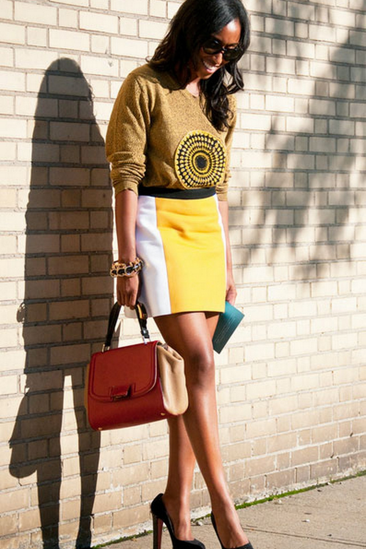 Shiona TuriniOccupation: Fashion and Market Editor at CR Fashion Book #Blackfashion on FacebookTwitter @blackFashionbyj