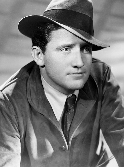 steamboatbilljr:  Spencer Tracy, 1934