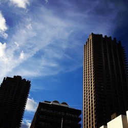 Favourite favourite #architecture (Taken with Instagram at Barbican Centre)
