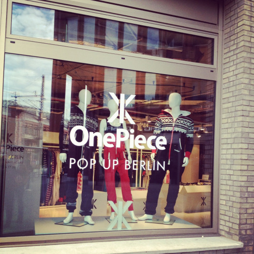 Onesie shop in Berlin!