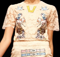 Ground Zero S/S 2013 Runway Details
