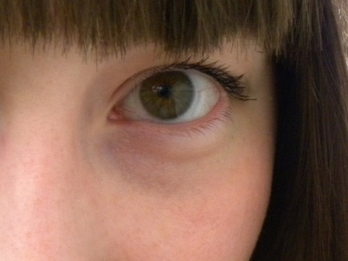 My eye. Ahaha