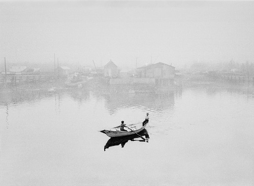 George Krause Wedgeport, Nova Scotia, 1968