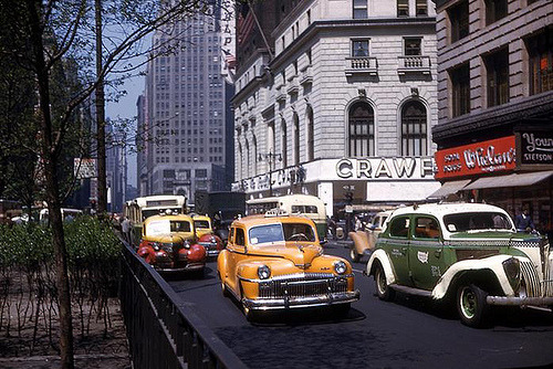 New York City - 1946
