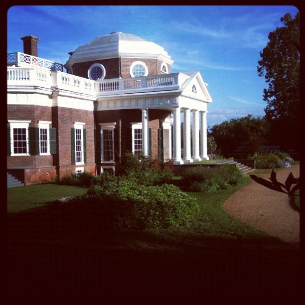 Taken with Instagram at Monticello