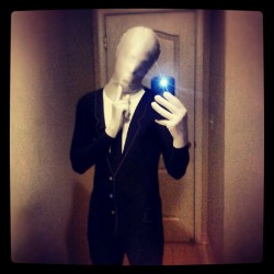 Slenderman is most definitely real. I'm going to have too much fun with this, hope I dont get arrested. Lol. (Taken with Instagram)