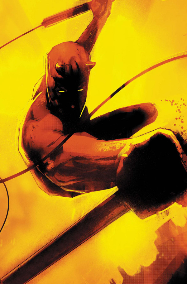 Daredevil by Jock