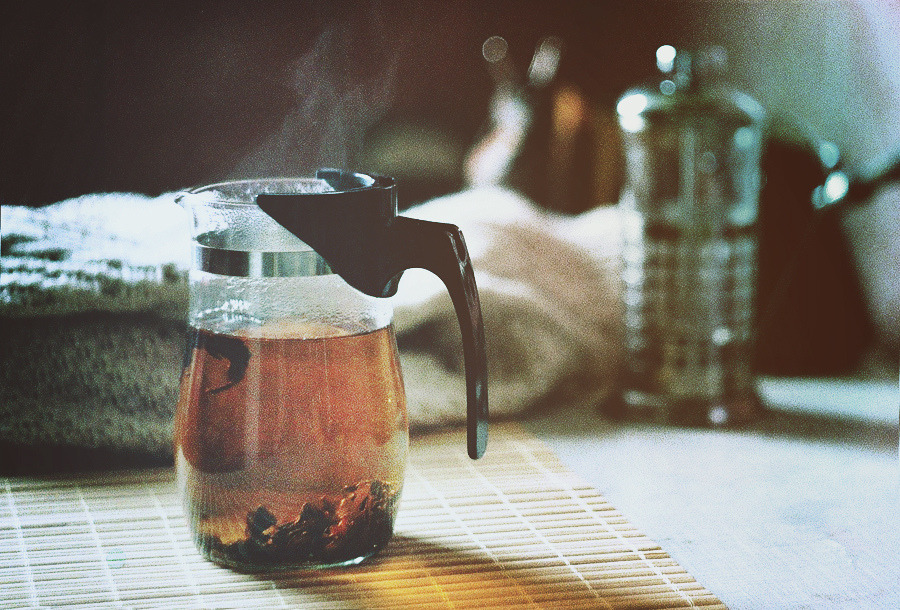 oneblackbook:  Hot drinks, cold mornings by sonnygallagher