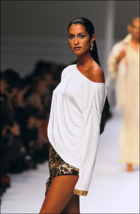 Yasmeen for Christian Dior, s/s 1994