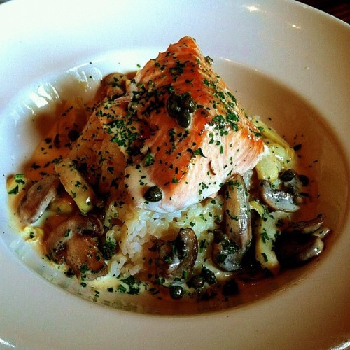 My lunch today at Grand Lux Cafe 😁 (Taken with Instagram)