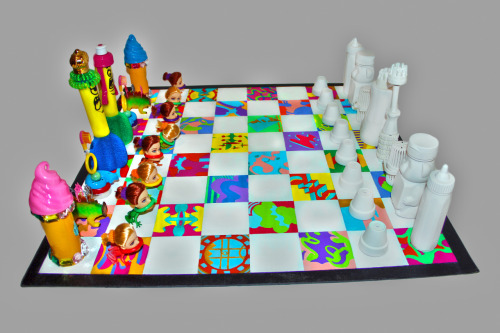 chess game I made