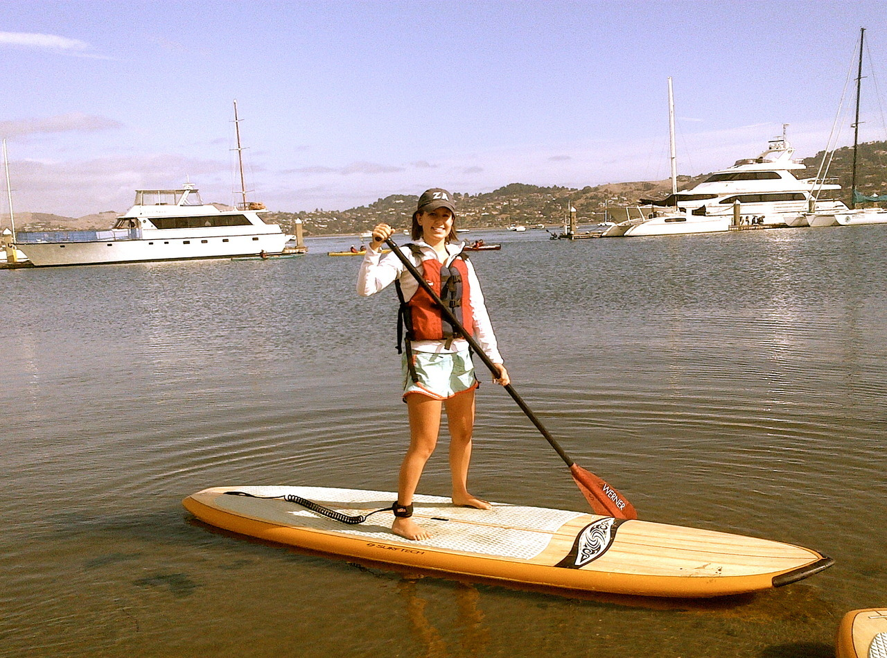 Things To Do Before I Die: Standup paddle board