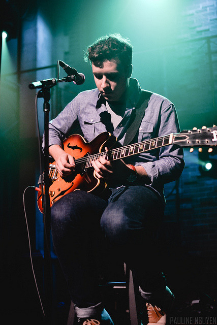 paulinenguyen:  Two Door Cinema Club on Flickr. @ MTV Canada Live Toronto, ON October 4th, 2012PRINT SHOP | Tumblr