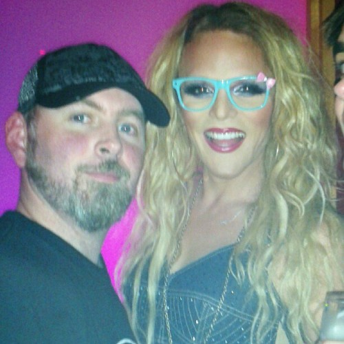Fuck all you bitches. That's me and Willam Belli… DEAL WITH IT!!!