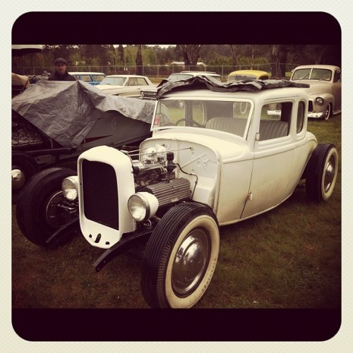#chopped #hotrod (Taken with Instagram)