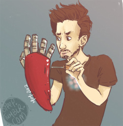 "whatthepatrick requested: ""Tony Stark? :DDDDDD<3""  enjoy!"