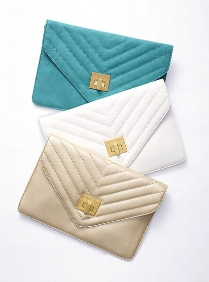 FASHION BLOG: This is currently my new obsession - envelope clutch bags! I'll show you mine soon! :P