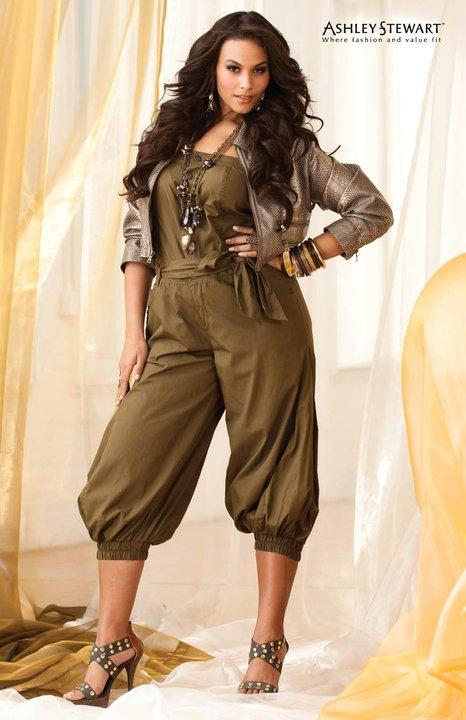 Plus Size Urban Clothing