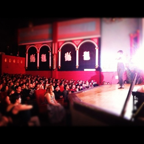 sevvyskellington:  Full house at #Stripmas! (Taken with Instagram)
