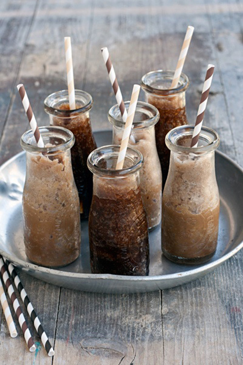 thecakebar:  Italian Ice Coffee! (recipe)