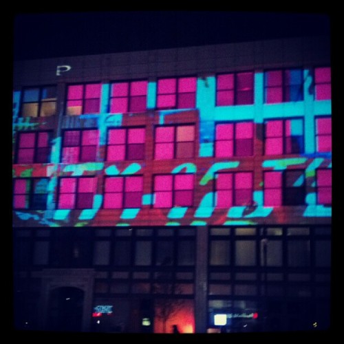 #dlectricity #detroit #art  (Taken with Instagram)