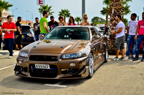 automotivated:  Skyline (by K.Koniotis Photography (@ninoscy))