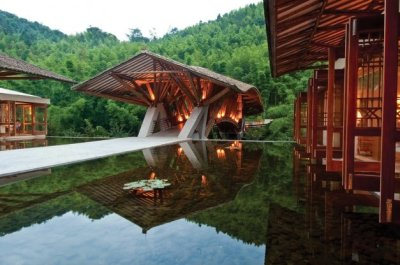 Fancy - Crosswaters Ecolodge, Guangdong Province, S. China