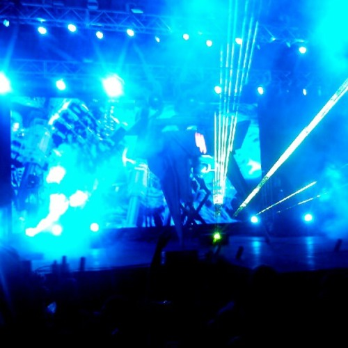 @skrillex went well over my expectations. #skrillex #dubstep #concert #ratchet  (Taken with Instagram)