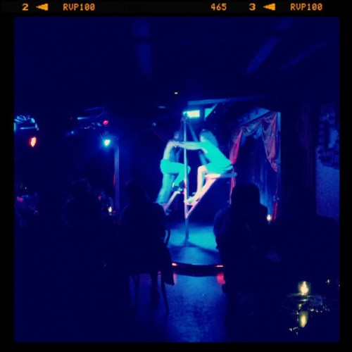 TUNE IN TOKYO! Rainbow and Benihana's amazing duet! (Taken with Instagram)