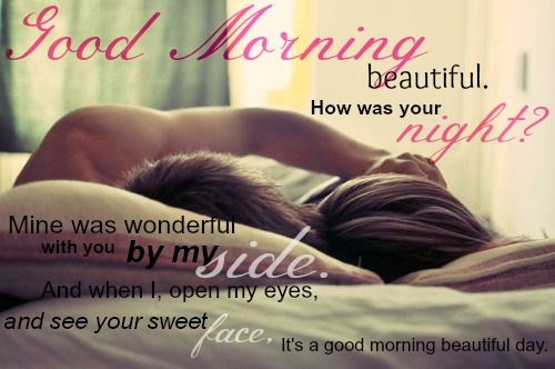 How do you say good morning in spanish beautiful