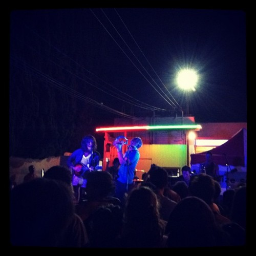 @terraplanesun at #ERMF \m/ (Taken with Instagram)