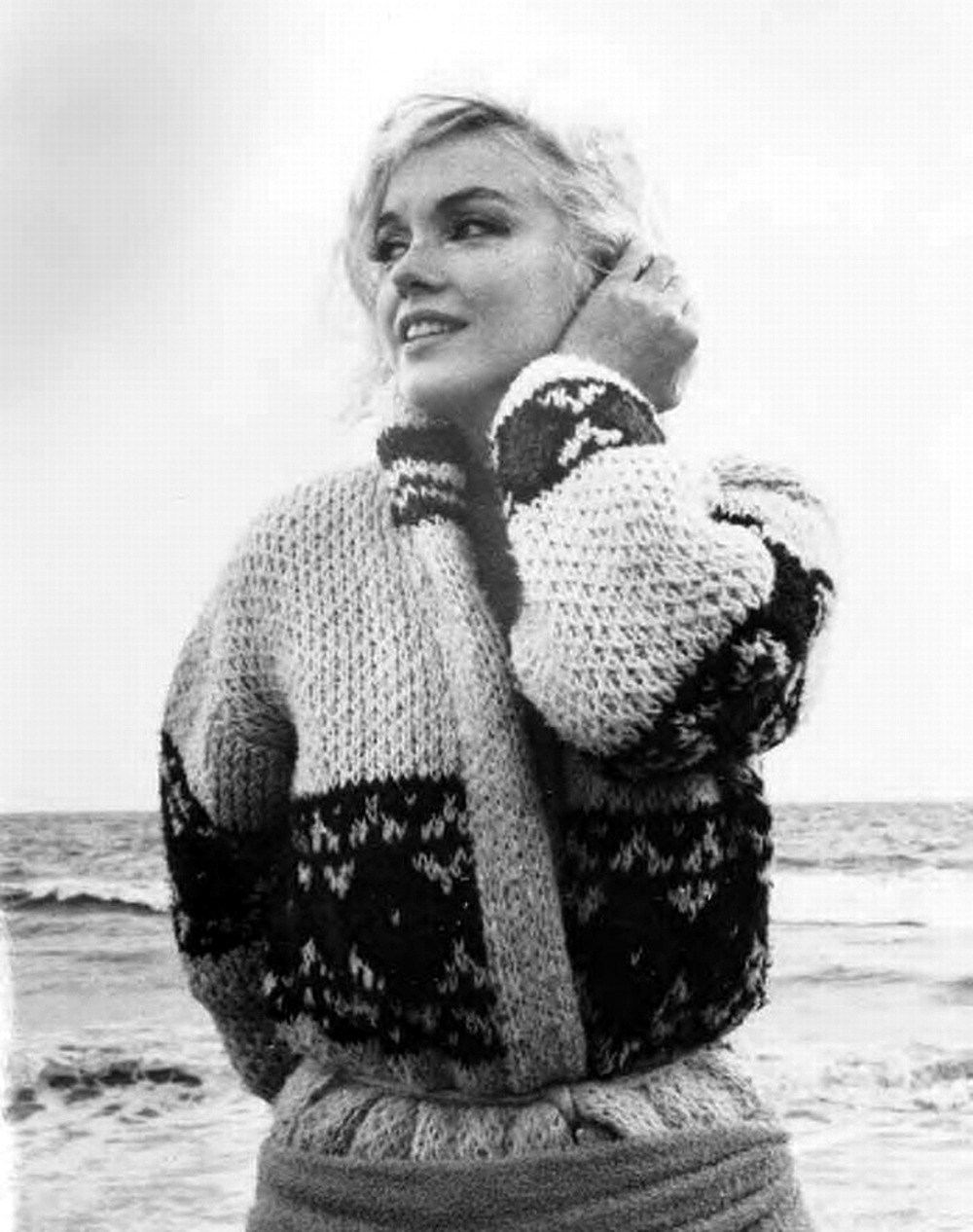 Marilyn Monroe by George Barris, June 30th 1962