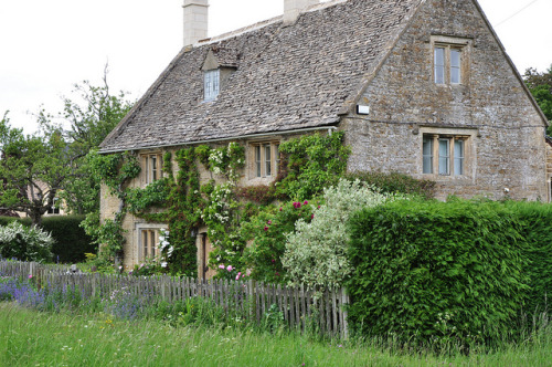 Wyck Rissington Cotswold cottage -254 by bwthornton on Flickr.