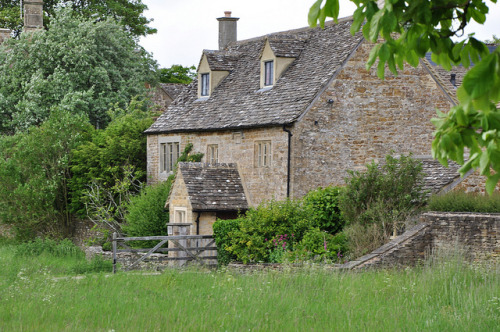 Wyck Rissington Cotswold cottage -255 by bwthornton on Flickr.