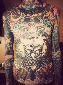 thetruth-inink:  R.I.P. Mitchell Adam Lucker (84-12)