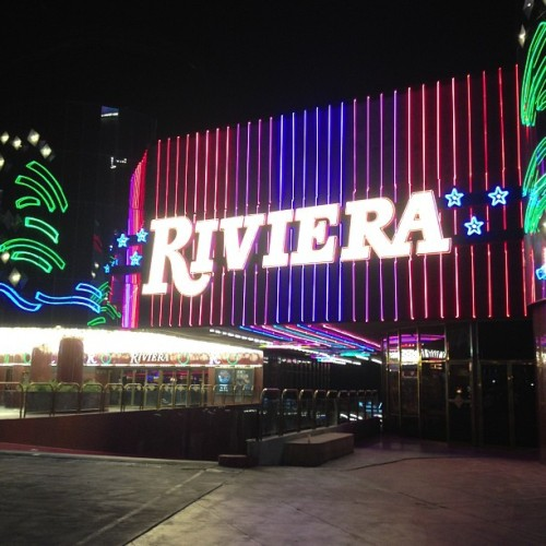 #lasvegas #riviera #nofilter (Taken with Instagram at Club Riviera - Riviera Hotel)