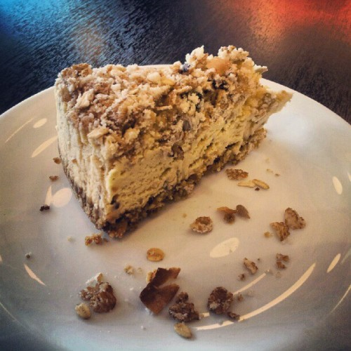 Multi grains & seeds cheese cake #yummy #cheese #cake #healthy #delicious #bruneifoodies #bruneisnapshot #brufood #secretrecipe #bruneiphoto #bruneitweet #miri #sarawak #bruneifood #malaysiafood #singaporefood #gf_brunei #mytravelgram #brunika #jalanjalansnap #goodtime #happytime #foodporn #foodasia #foodfanatic #foodphoto  (Taken with Instagram at Secret Recipe @ Permy Mall)