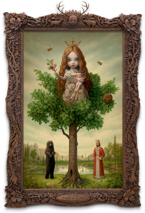 The Tree of Life by Mark Ryden