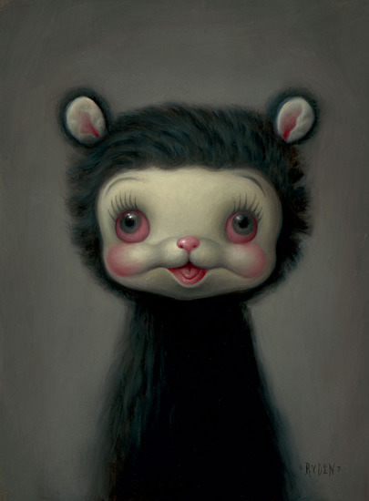 Grey Animal by Mark Ryden