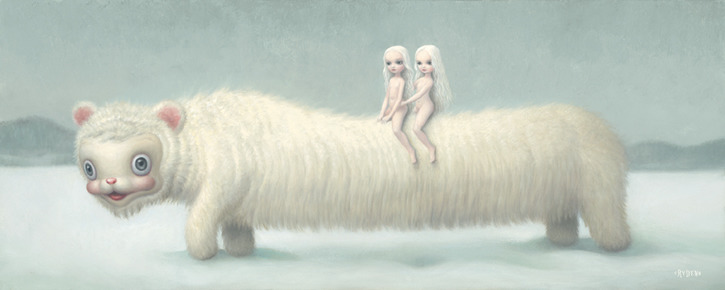 Long Yak by Mark Ryden